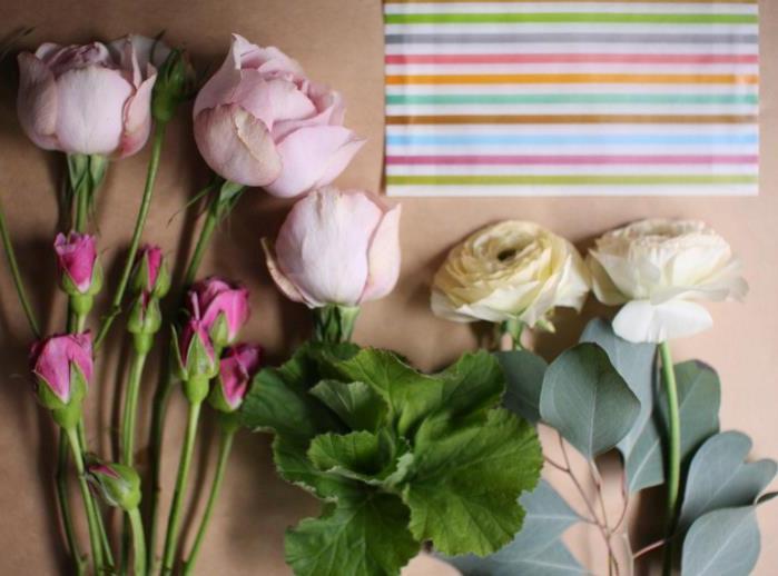 flower&letter
